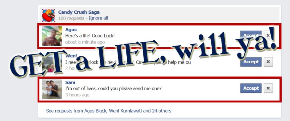 Get a Life??