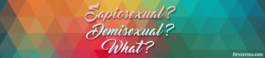 sapiosexual-demisexual